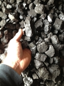 Blacksmithing\Stove Coal (25lbs.) Free Shipping!